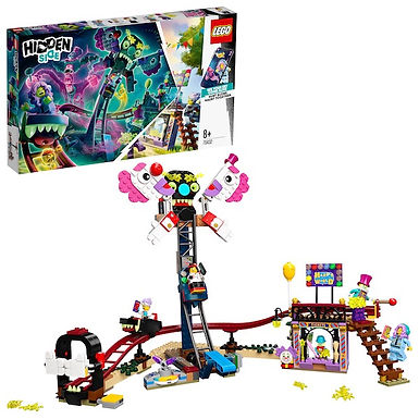 LEGO Hidden Side 70432 Newbury Haunted Fairground at JJ Toys