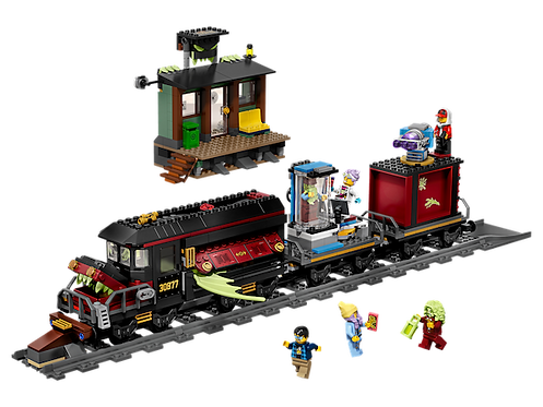 LEGO 70424 Hidden Side Ghost Train Express at JJ Toys