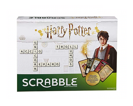 SCRABBLE Harry Potter Edition on Localy.co.uk (GX1)