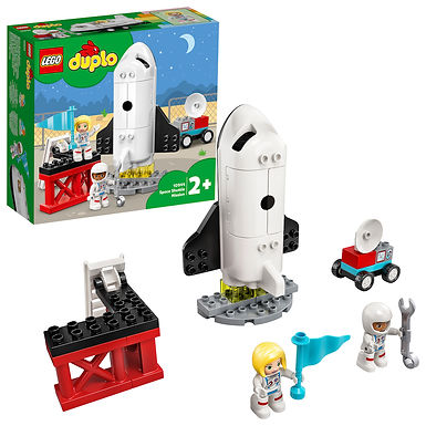 LEGO DUPLO 10944 Space Shuttle Mission