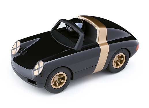 Playforever T901 Luft Crow Black and Gold toy car at Ring O'Roses (Old Amersham)