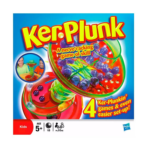 KerPlunk family board game by Hasbro on Localy.oc.uk (GX1)