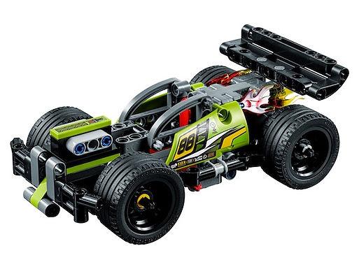 Lego Technic 42072 WHACK! at JJ Toys