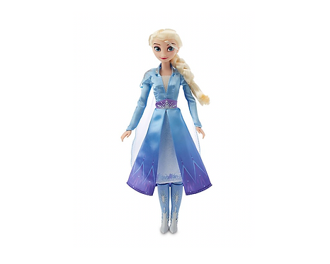 Disney Frozen 2 Singing Elsa Doll on Localy.co.uk (GX1)