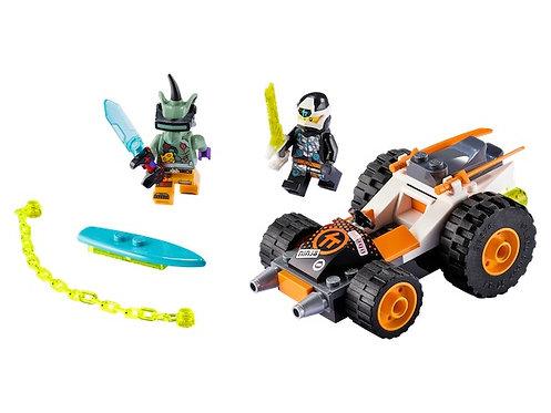 Lego Ninjago 71706 Cole's Speeder Car at JJ Toys