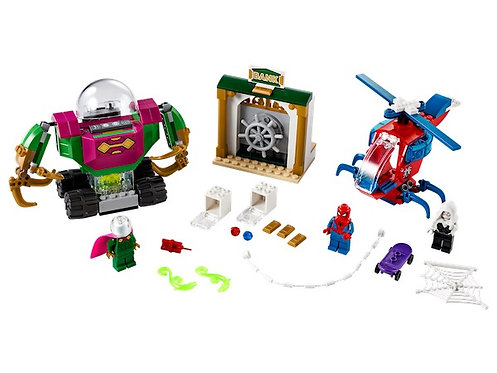 Lego Marvel 76149 Super Heroes The Menace of Mysterio at JJ Toys