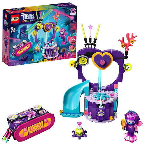 Lego Trolls 41250 Techno Reef Dance Party at JJ Toys