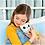 Thumbnail: OWLEEZ Interactive Flying Owl - White at JJ Toys