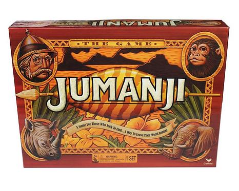 Jumanji Classic 90s Board Game on Localy.co.uk (GX1)