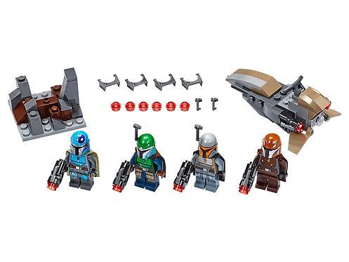 LEGO Star Wars 75267 Mandalorian Battle Pack at JJ Toys