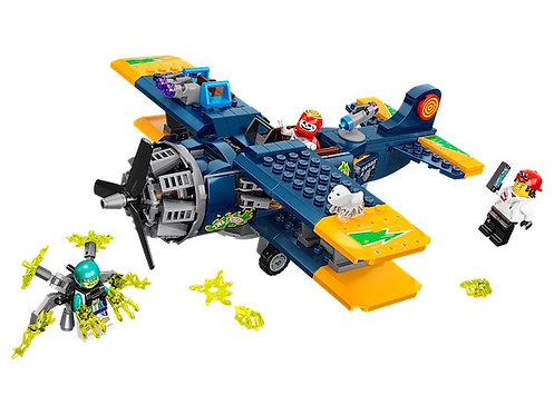 Lego Hidden Side 70429 El Fuego's Stunt Plane at JJ Toys
