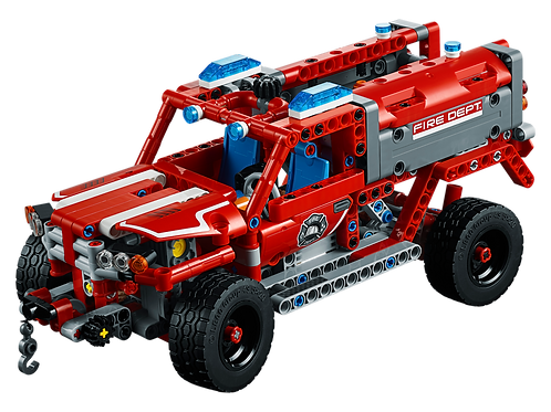 Lego Technic 42075 First Responder at JJ Toys