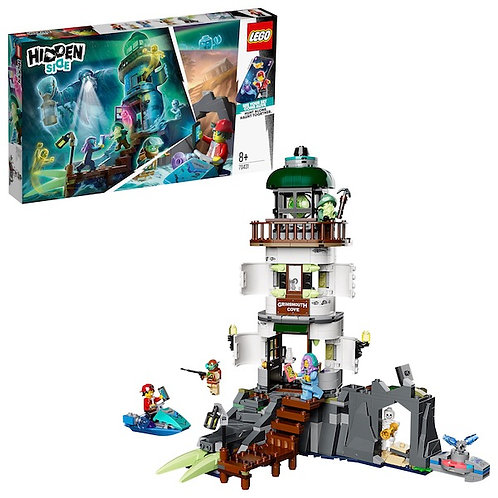 LEGO Hidden Side 70431 The Lighthouse of Darkness at JJ Toys