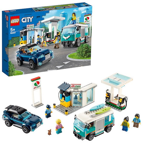 LEGO City 60257 Service Station at JJ Toys