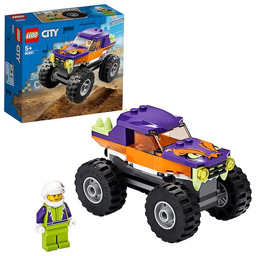 LEGO City 60251 Monster Truck at JJ Toys