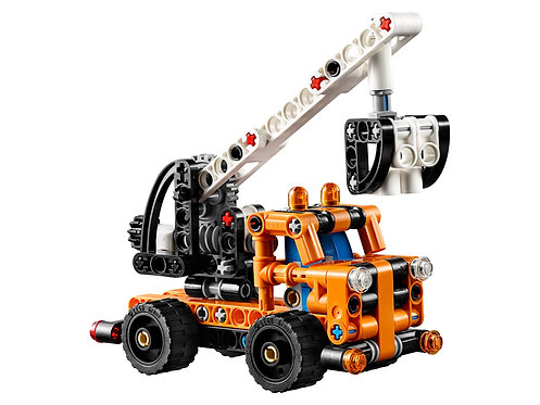 Lego Technic 42088 Cherry Picker at JJ Toys