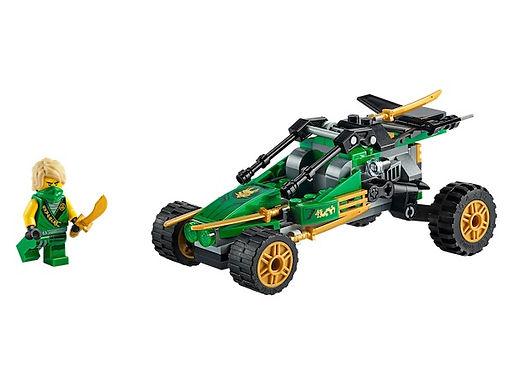 Lego Ninjago 71700 Jungle Raider at JJ Toys