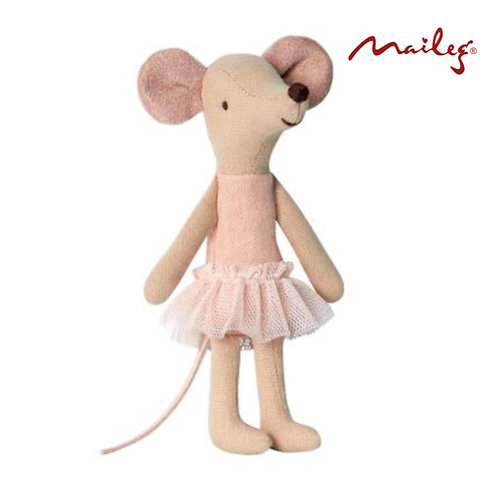 Maileg Bellerina Big Sister Mouse at Ring O'Roses Old Amersham