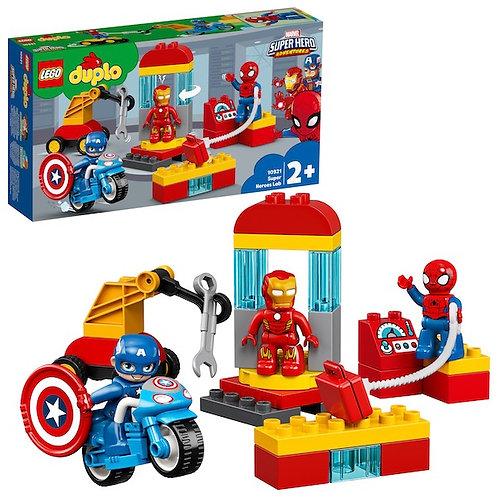 Lego DUPLO 10921 Super Heroes Lab (GX1)