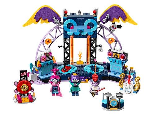 Lego Trolls 41254 Volcano Rock City Concert at JJ Toys