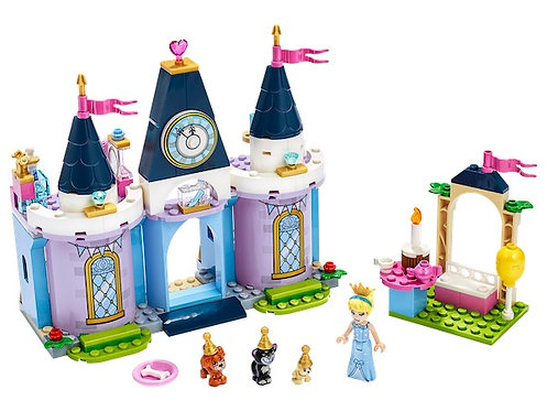 LEGO Disney 43178 Princess Cinderella's Castle Celebration at JJ Toys