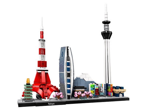 Lego Architecture 21051 Tokyo Skyline on Localy.co.uk (GX1)