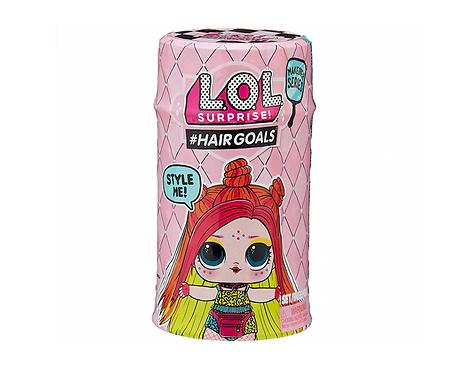 L.O.L. SURPISE! #HAIR GOALS at JJ Toys