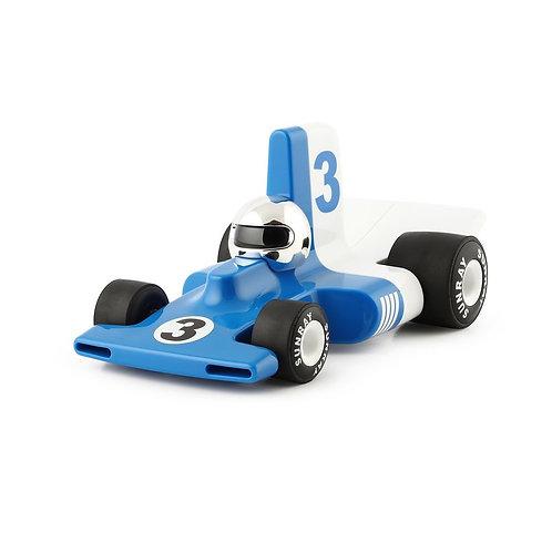 Playforever PL-VF304 Verve Velocita Lorenzo Blue White Race Car at Ring O'Roses
