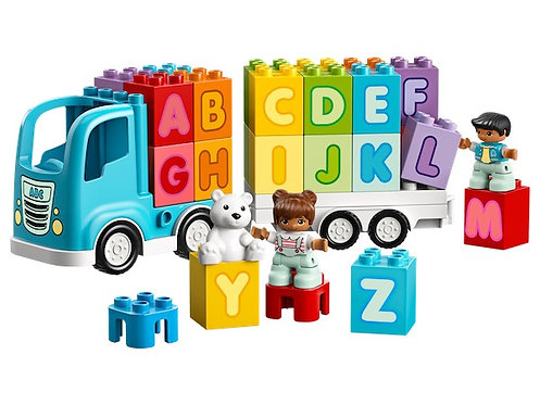 Lego DUPLO 10915 Alphabet Truck (GX1)