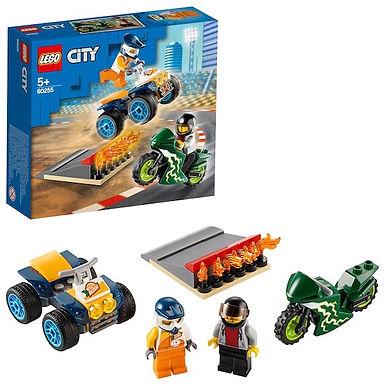 LEGO City 60255 Stunt Team at JJ Toys