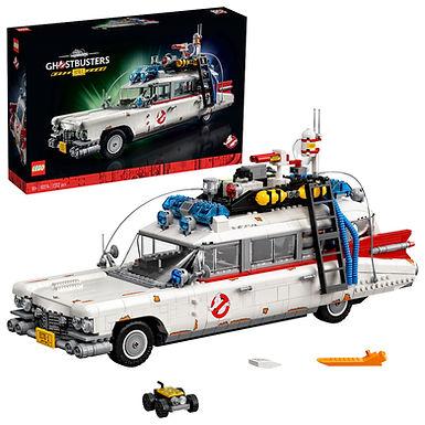 LEGO Creator Expert 10274 Ghostbusters ECTO-1