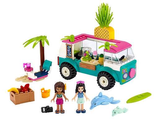 LEGO Friends 41397 Juice Truck at JJ Toys