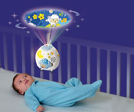 Vtech Lullaby Sheep Cot Light -508703