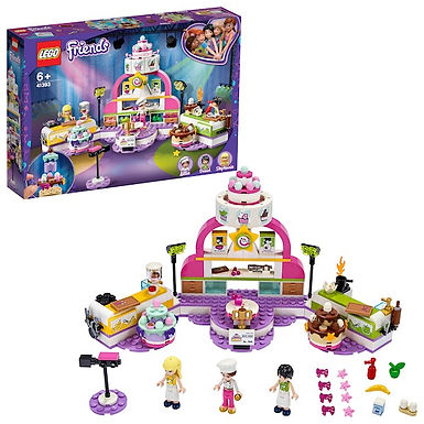 LEGO Friends 41393 Baking Competition at JJ Toys