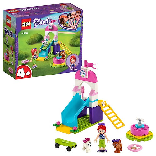 LEGO Friends 4+ 41396 Puppy Playground at JJ Toys