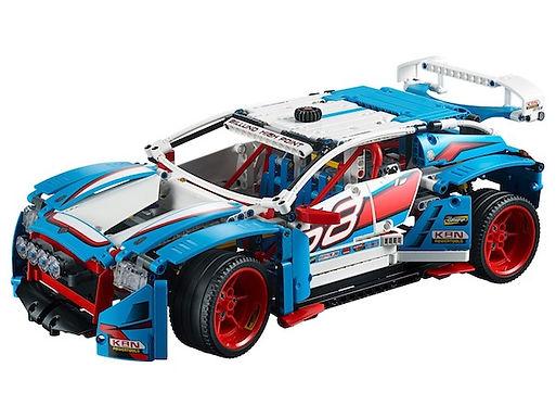Lego Technic 42073 BASH at JJ Toys