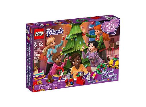 LEGO 41353 Friends Advent Calendar at JJ Toys