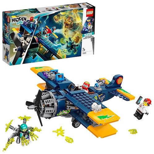 Lego Hidden Side 70429 El Fuego's Stunt Plane at JJ Toys