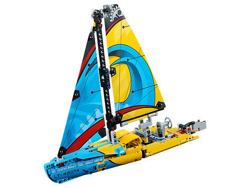 Lego Technic 42074 Racing Yacht at JJ Toys