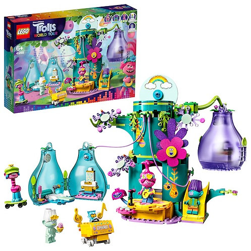 Lego Trolls 41255 Pop Village Celebration (GX1)