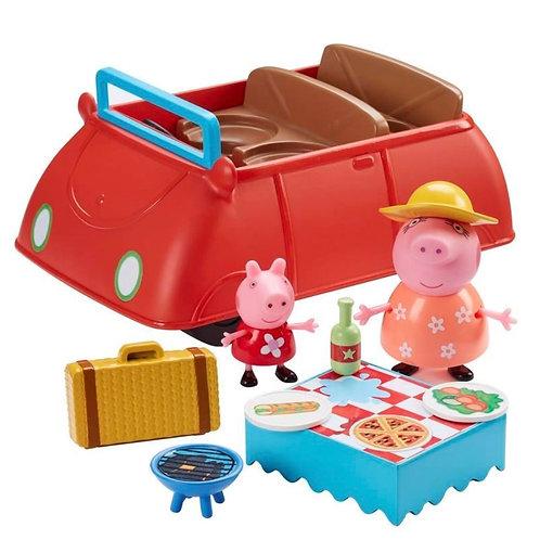 Peppa Pig - Peppa's Big Red Car at JJ Toys