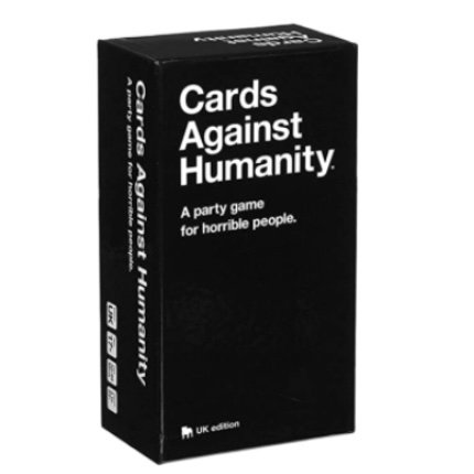 Cards Against Humanity Party Game (UK Edition)