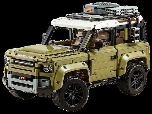 Lego Technic 42110 Land Rover Defender at JJ Toys