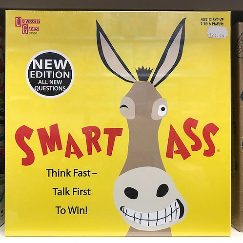 Smart Ass board game by University Games on Localy.co.uk (GX1)