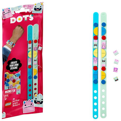 LEGO Dots 41923 Monster Bracelets