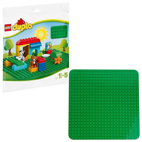 LEGO DUPLO 2304 My First LEGO DUPLO Large Green Building Plate