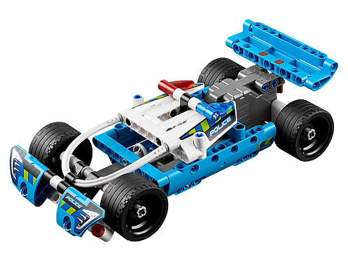 LEGO Technic 42091 Police Pursuit at JJ Toys