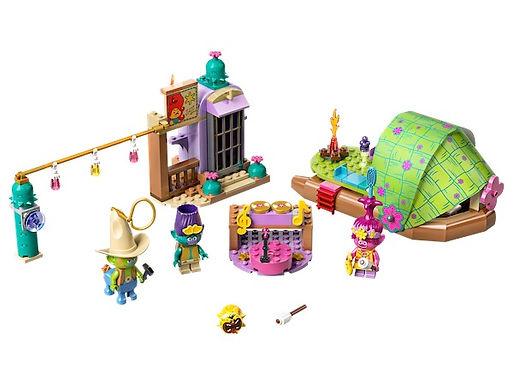 Lego Trolls 41253 Lonesome Flats Raft Adventure at JJ Toys
