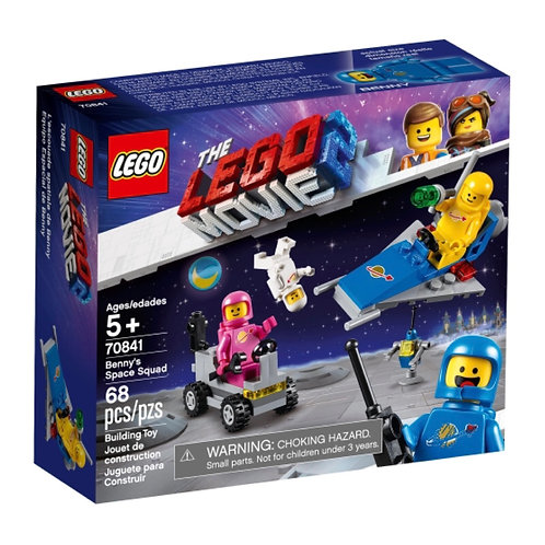 LEGO The Lego Movie 2 70841 Bennys Space Squad