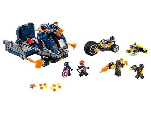 Lego Marvel 76143 Super Heroes Avengers Truck Take-down at JJ Toys